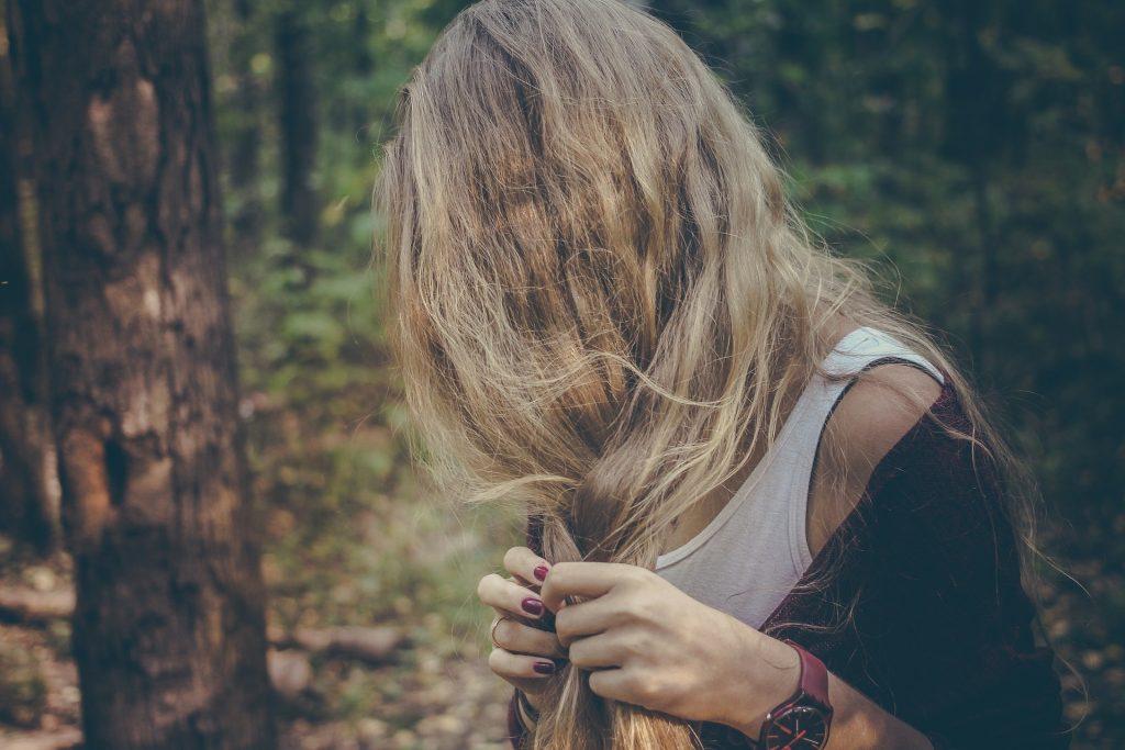 Fräsch i håret